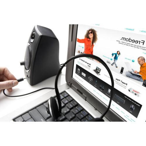 Logitech PC / Laptop Speakers Black   Z130