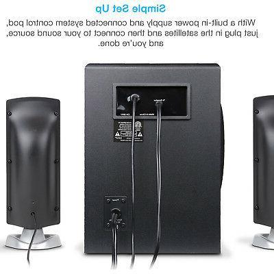 Cyber Speaker System