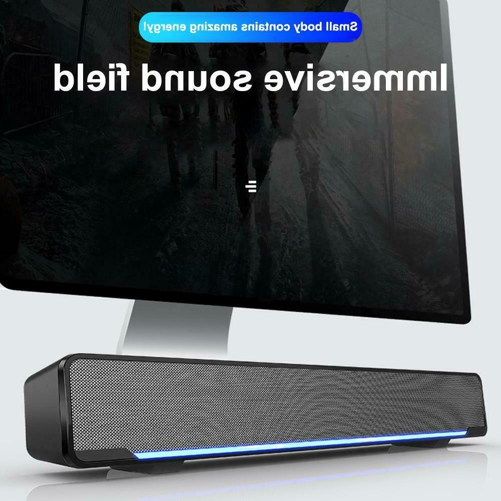 3W Stereo Speakers System PC