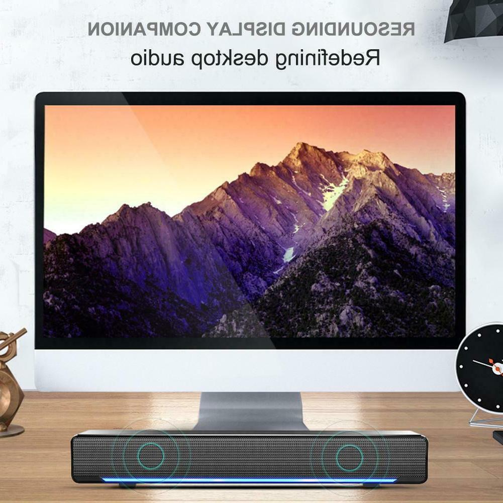 3W Stereo System For PC Desktop