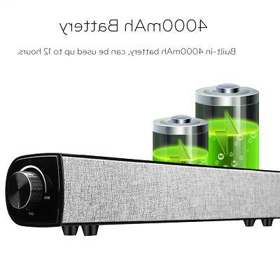 Speaker Desktop TV Soundbar