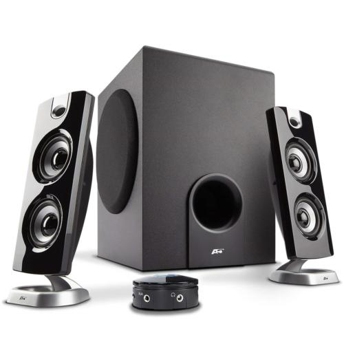 62w desktop pc speaker with subwoofer perfect