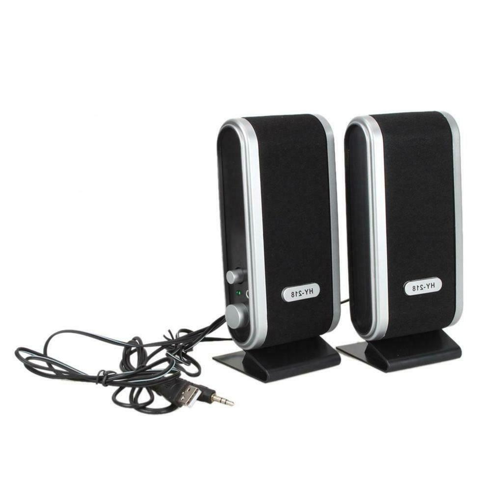 6w mini portable usb power speakers