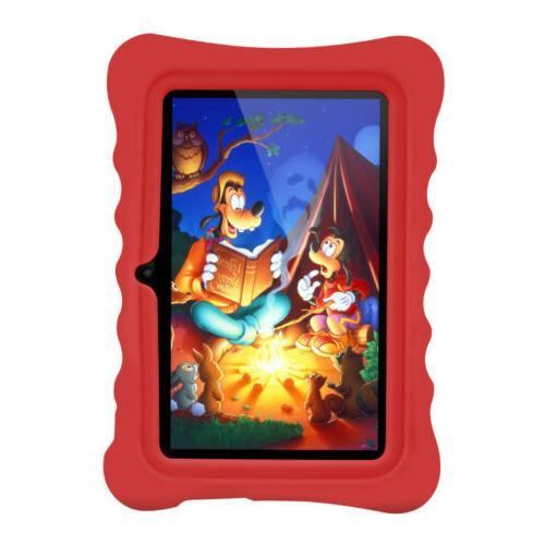 """7 """" Kids Tablet PC Core WiFi Camera Speaker Mic"""