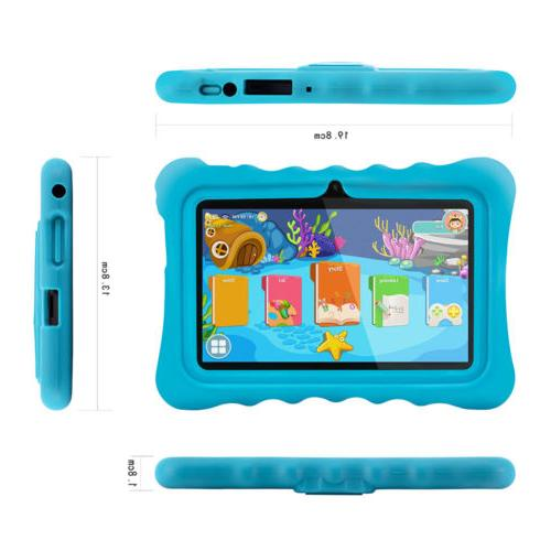 7 Kids Tablet PC Android 7.1 Core Camera