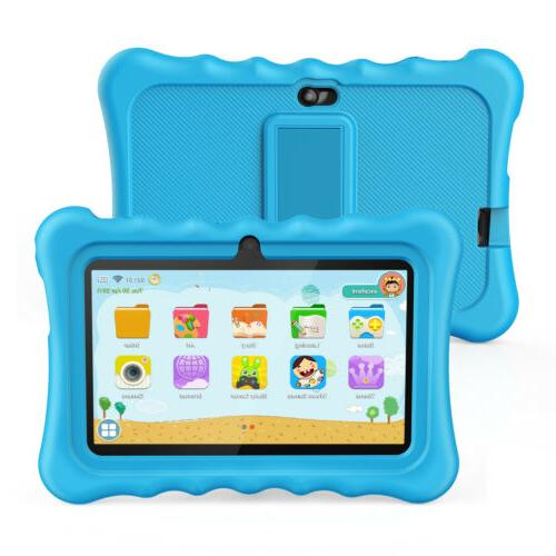 """7"""" Tablet Android Quad 2MP Dual Cam WIFI Built-In Speaker"""