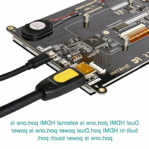 "7"" 1024x600 HDMI PC Security"