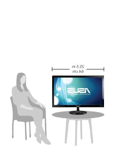 ASUS VS278Q-P HD 1920x1080 1ms HDMI Monitor