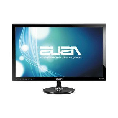 """ASUS VS278Q-P 27"""" Full HD 1920x1080 1ms DisplayPort HDMI VGA"""