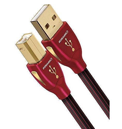 AudioQuest Cinnamon – 1,5 m . Digital Audio Cable USB A-B