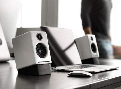 Audioengine A2+ White Powered Speaker