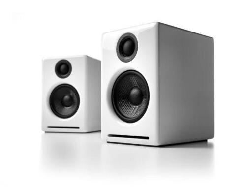 Audioengine A2+ White  2-way Powered Speaker System