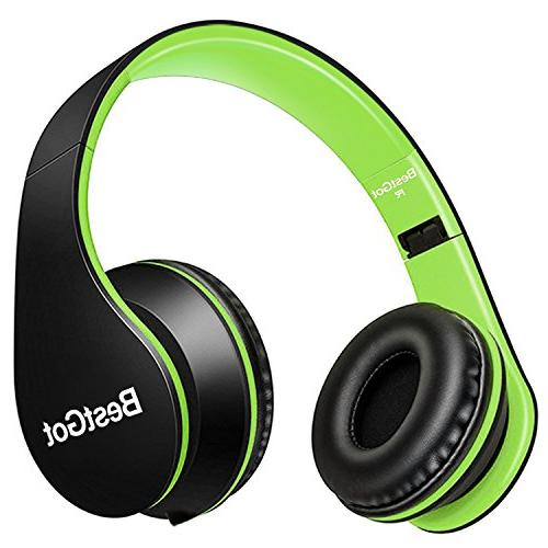 BestGot Headphones with microphone for Kids Adult with Micro