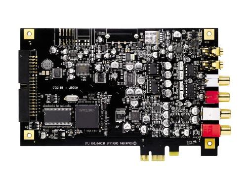 Creative Sound Titanium Card