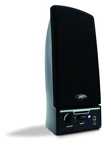 Cyber Acoustics CA-2012 2.0 Desktop speakers