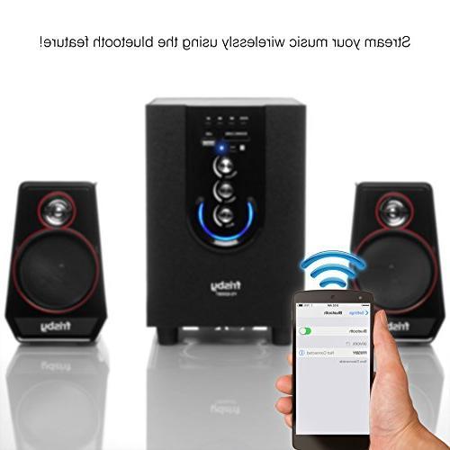 Frisby Bluetooth Speaker Remote