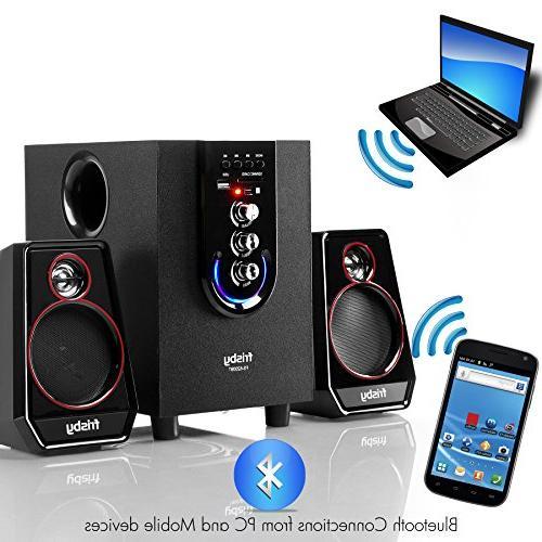 Frisby Speaker Remote