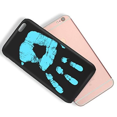 Case Heat Induction Changing PC Protective Shell for IPhone