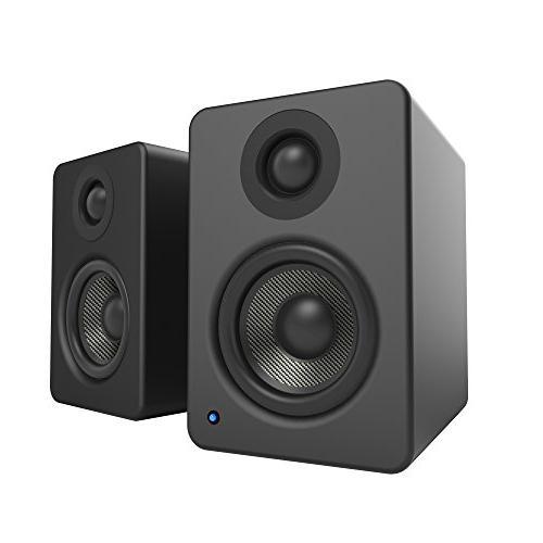 "Kanto YU2 Powered Desktop Speakers – Composite Driver 3/4"" Tweeter –"