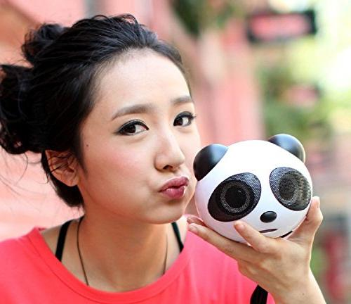 SSJ Panda Bear Portable Works PC , Smartphone Other Multimedia
