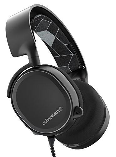 Steelseries - Arctis 3 Wired 7.1 Surround Sound Gaming Heads