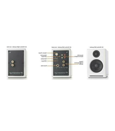 Audioengine Powered Bluetooth aptX