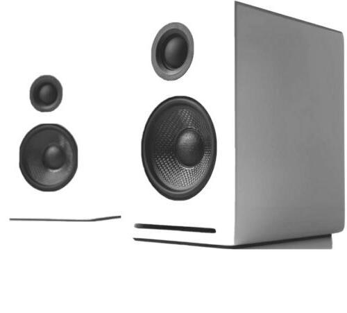 a2 wireless 60w powered desktop speakers bluetooth
