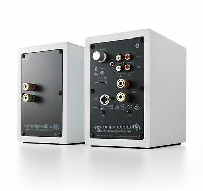 Audioengine A2+ White 2-way