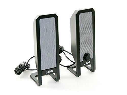 Dell DJ406 313-4323 USB Speakers