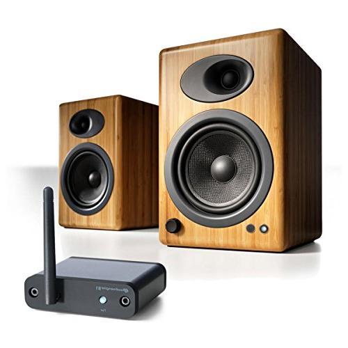 Audioengine Desktop Package w/ B1 Music
