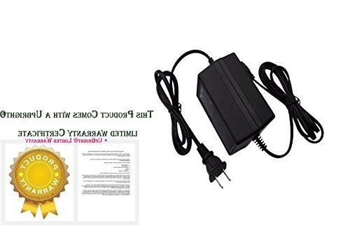 UpBright AC Adapter For Labs Inspire PC System Power Cord PS Charger Mains