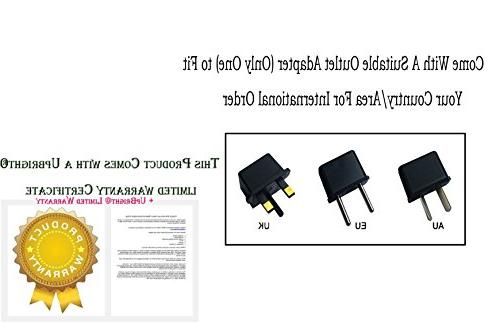 UpBright AC Adapter For Labs PC System Power Cable PS