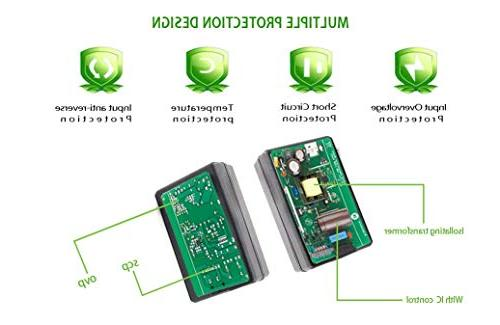 Adapter for 2 2 3 Multimedia System 263027 Power Supply