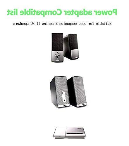 Adapter Bose 2 3 PC Multimedia JOD-48U-08A 263027 Power