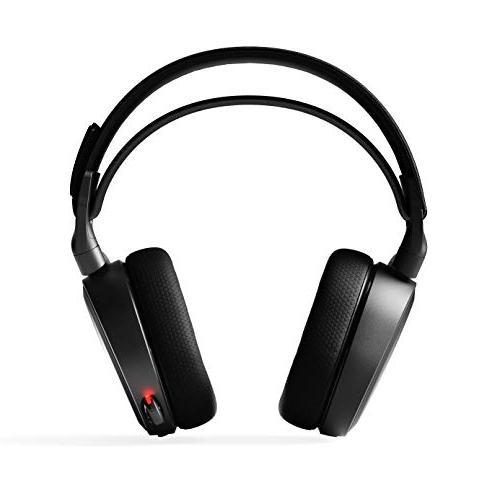 SteelSeries Arctis Wireless Gaming Headset DTS Headphone:X for 4 Black