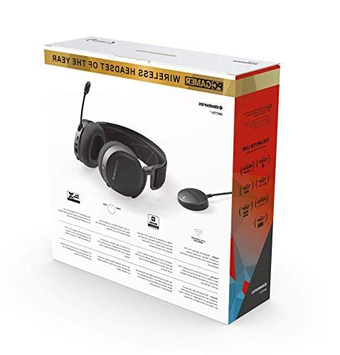 Wireless Gaming for and PlayStation 4