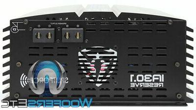 4000W RMS SUBWOOFERS CLASS AMPLIFIER