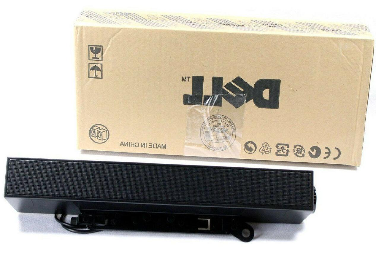 ax510 flat panel stereo soundbar