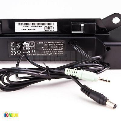 Sound Bar PC Speakers