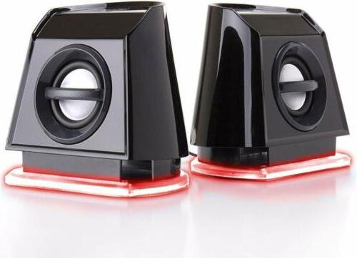 basspulse 2mx computer speakers