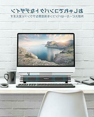 PC speaker sound bar stereo ... from Japan
