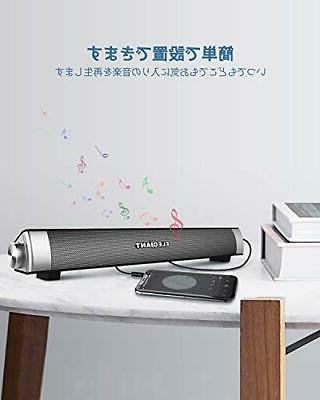 Best SoundBar Speaker PC speaker sound stereo ... from Japan
