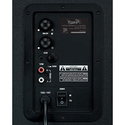 Rosewill System Subwoofer Control 50 RMS for Computer, - BZ-200