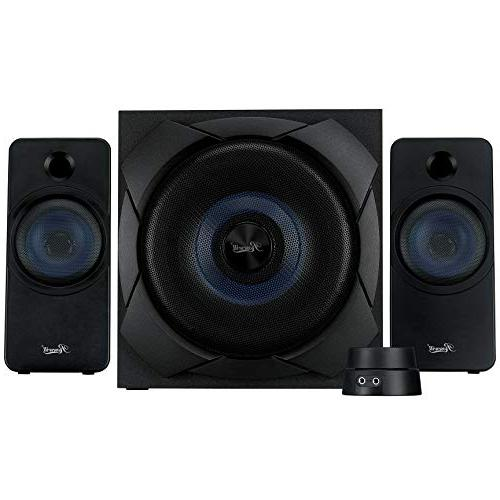 Rosewill 2.1 System Subwoofer and Control Pod, RMS for Music, Computer, BZ-200