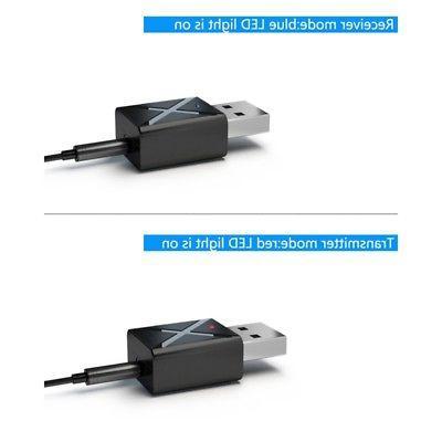 Bluetooth 5.0 Audio Transmitter TV/PC Speaker
