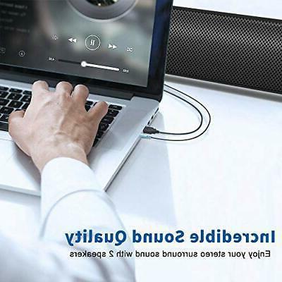 Bluetooth Speaker Wired Com...