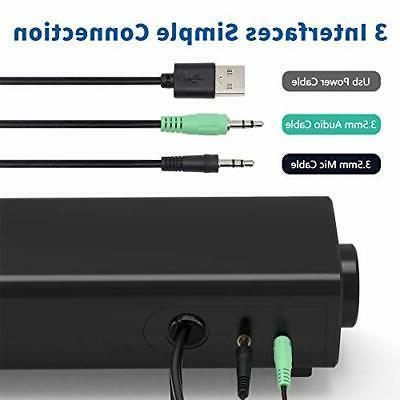 Bluetooth Computer Sound for Stereo Powered Com...