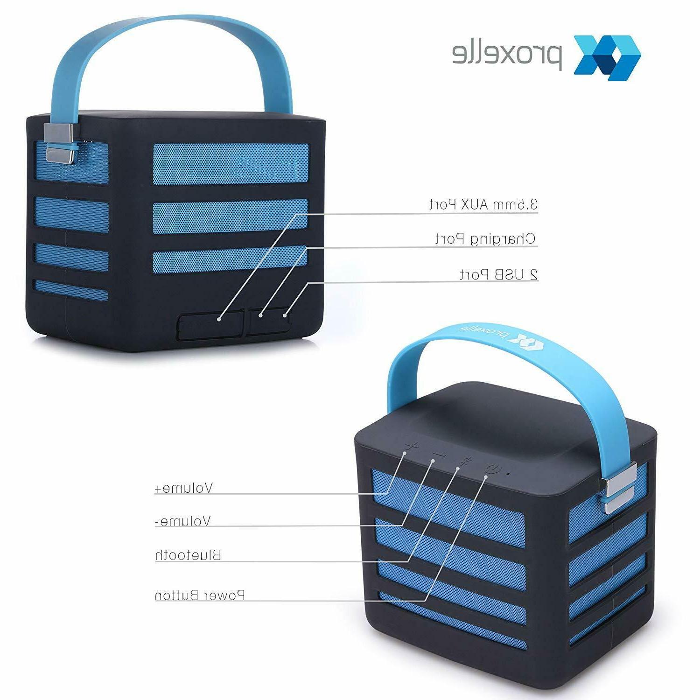 Bluetooth Wireless Speaker SUPER BASS
