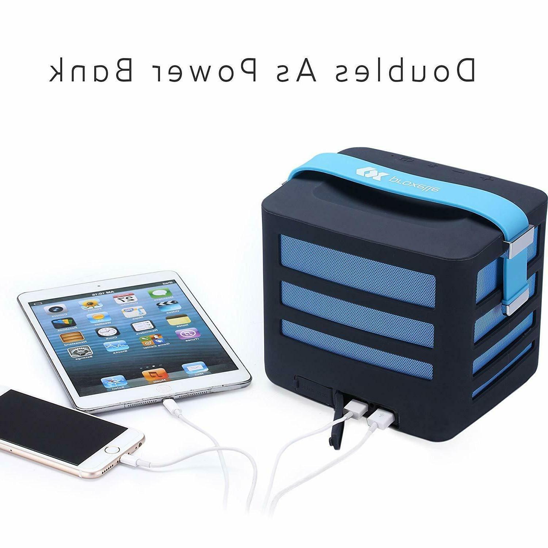bluetooth wireless speaker portable super bass sound