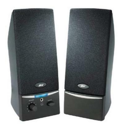 Cyber 2pc Speaker System